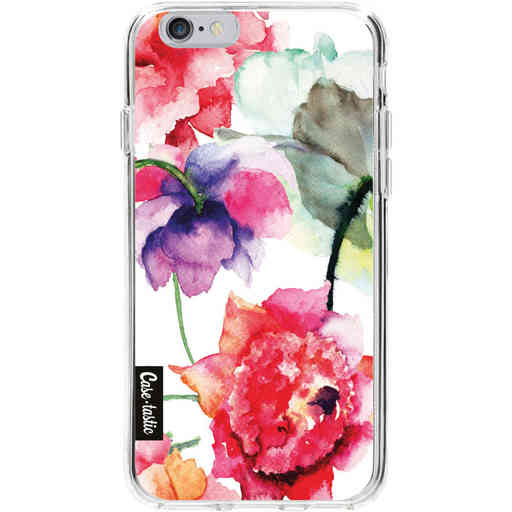 Casetastic Softcover Apple iPhone 6 / 6s  - Watercolor Flowers