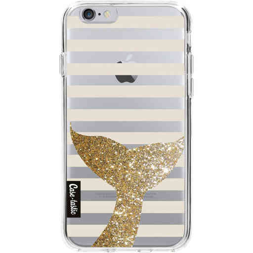 Casetastic Softcover Apple iPhone 6 / 6s  - Glitter Sirene Tail