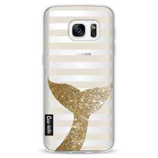 Casetastic Softcover Samsung Galaxy S7 - Glitter Sirene Tail