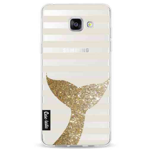 Casetastic Softcover Samsung Galaxy A5 (2016) - Glitter Sirene Tail