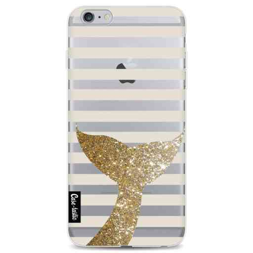 Casetastic Softcover Apple iPhone 6 Plus / 6s Plus - Glitter Sirene Tail