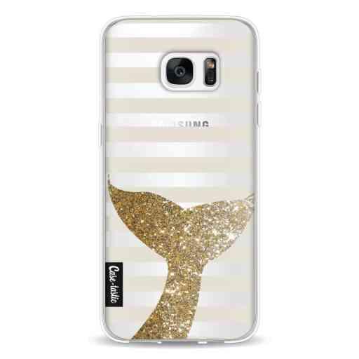 Casetastic Softcover Samsung Galaxy S7 Edge - Glitter Sirene Tail