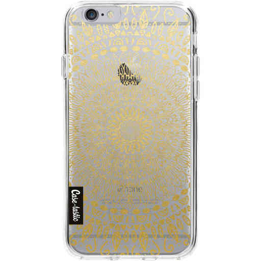 Casetastic Softcover Apple iPhone 6 / 6s  - Gold Mandala
