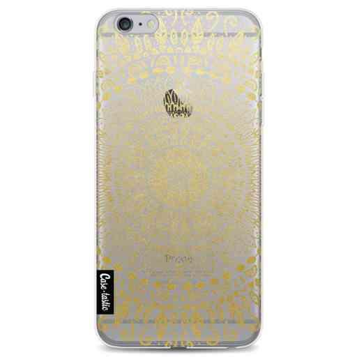 Casetastic Softcover Apple iPhone 6 Plus / 6s Plus - Gold Mandala