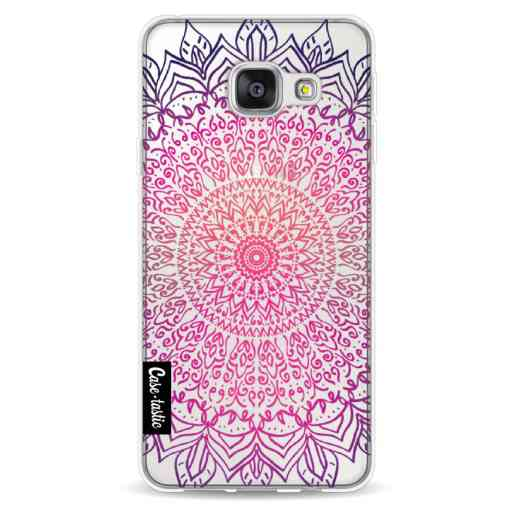 Casetastic Softcover Samsung Galaxy A3 (2016) - Happy Mandala