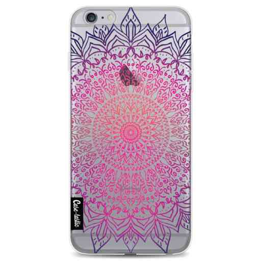 Casetastic Softcover Apple iPhone 6 Plus / 6s Plus - Happy Mandala