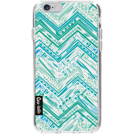Casetastic Softcover Apple iPhone 6 / 6s  - Mint Tribal