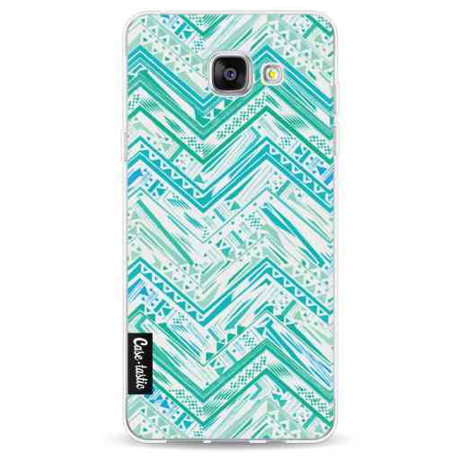 Casetastic Softcover Samsung Galaxy A5 (2016) - Mint Tribal