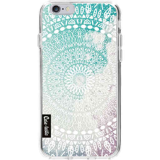 Casetastic Softcover Apple iPhone 6 / 6s  - Rainbow Mandala
