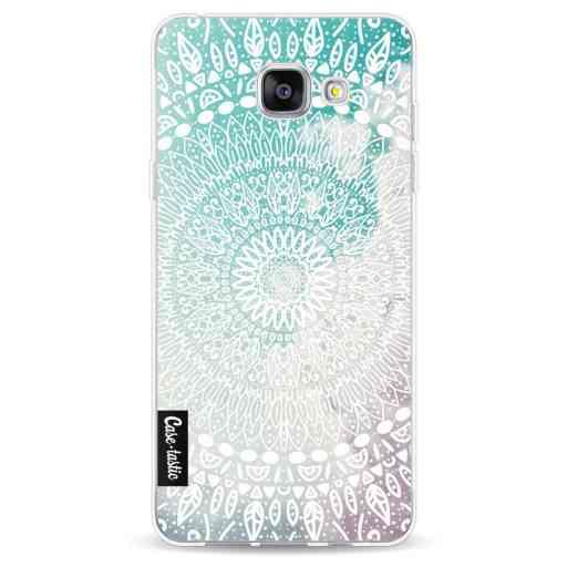 Casetastic Softcover Samsung Galaxy A5 (2016) - Rainbow Mandala