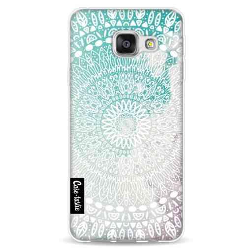 Casetastic Softcover Samsung Galaxy A3 (2016) - Rainbow Mandala