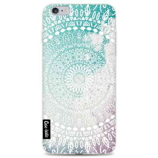 Casetastic Softcover Apple iPhone 6 Plus / 6s Plus - Rainbow Mandala