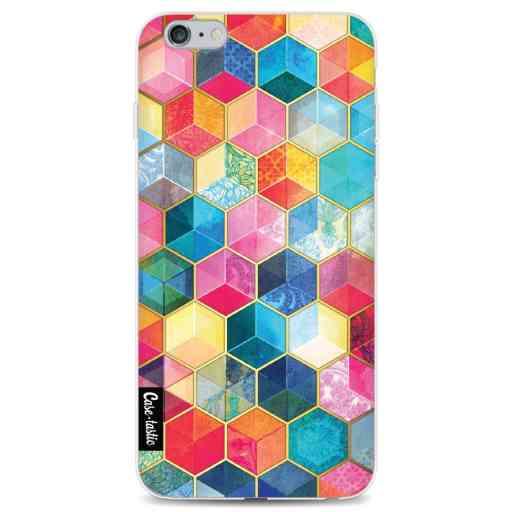 Casetastic Softcover Apple iPhone 6 Plus / 6s Plus - Bohemian Honeycomb