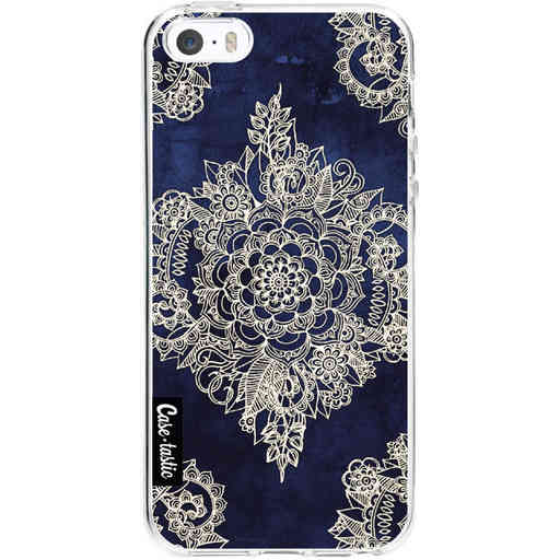 Casetastic Softcover Apple iPhone 5 / 5s / SE - Deep Indigo Ink