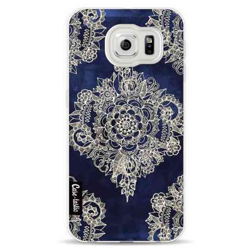 Casetastic Softcover Samsung Galaxy S6  - Deep Indigo Ink