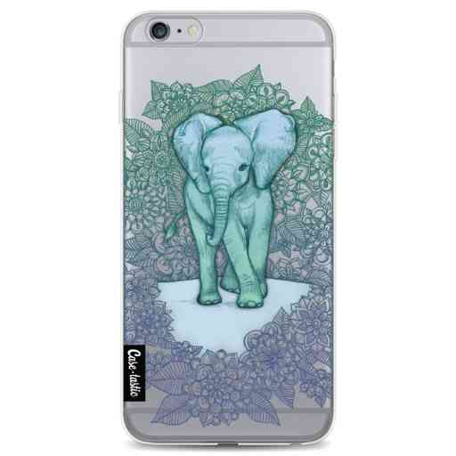 Casetastic Softcover Apple iPhone 6 Plus / 6s Plus - Emerald Elephant