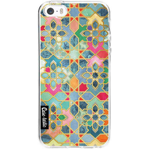 Casetastic Softcover Apple iPhone 5 / 5s / SE - Gilt & Glory