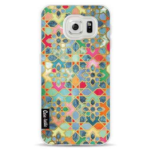 Casetastic Softcover Samsung Galaxy S6  - Gilt & Glory