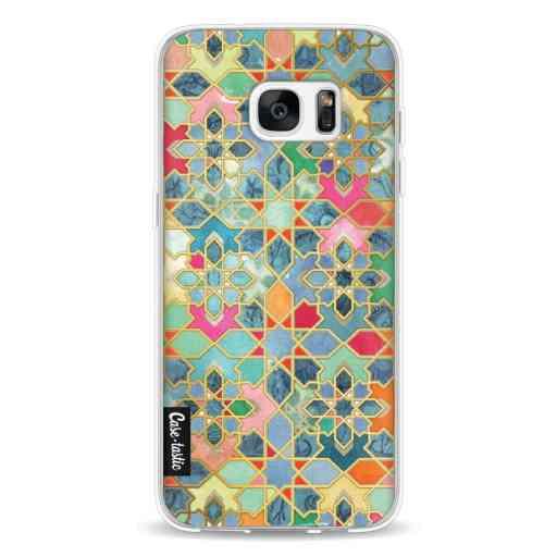 Casetastic Softcover Samsung Galaxy S7 Edge - Gilt & Glory