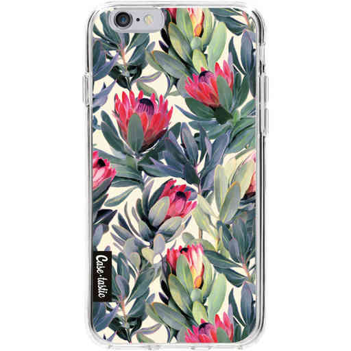 Casetastic Softcover Apple iPhone 6 / 6s  - Painted Protea