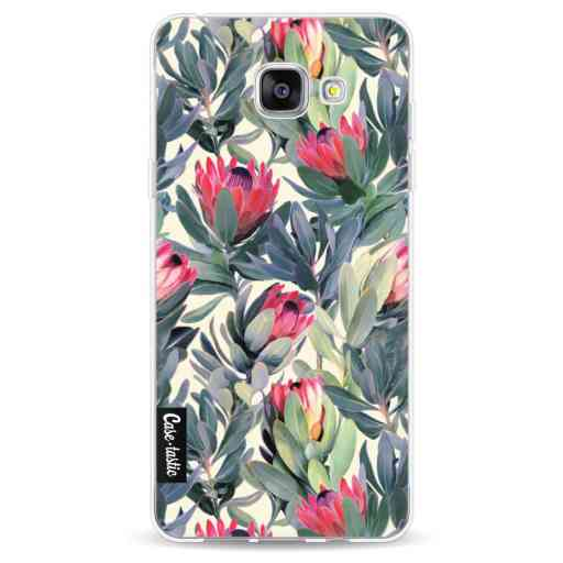 Casetastic Softcover Samsung Galaxy A5 (2016) - Painted Protea