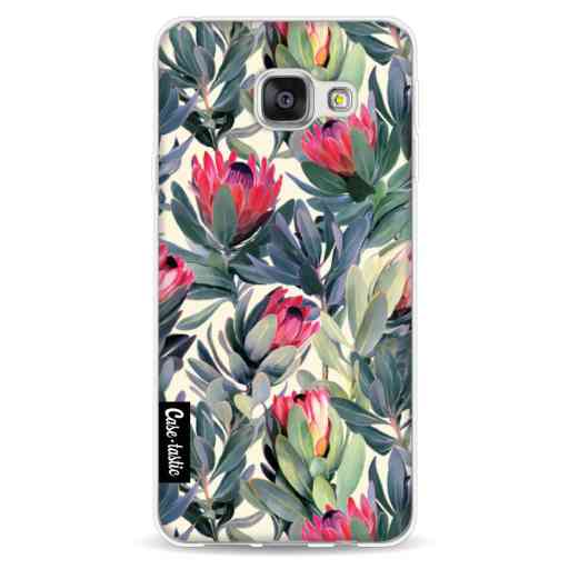 Casetastic Softcover Samsung Galaxy A3 (2016) - Painted Protea