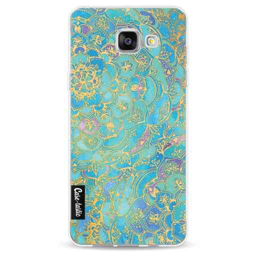 Casetastic Softcover Samsung Galaxy A5 (2016) - Sapphire Mandala