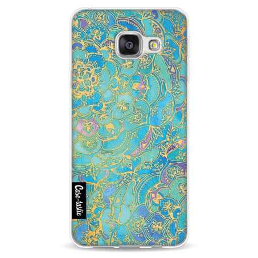 Casetastic Softcover Samsung Galaxy A3 (2016) - Sapphire Mandala