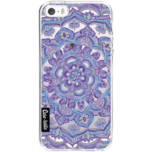 Casetastic Softcover Apple iPhone 5 / 5s / SE - Spring Mandala
