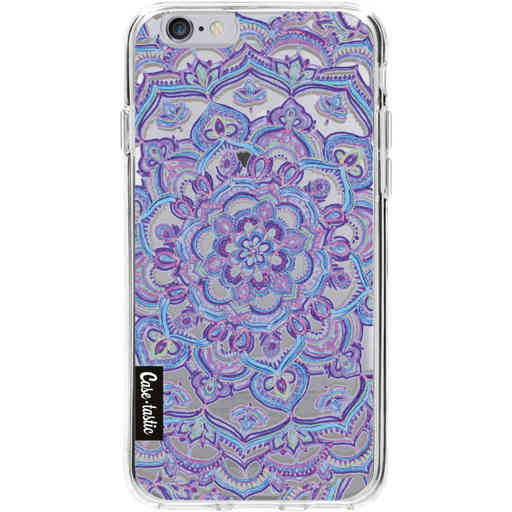 Casetastic Softcover Apple iPhone 6 / 6s  - Spring Mandala