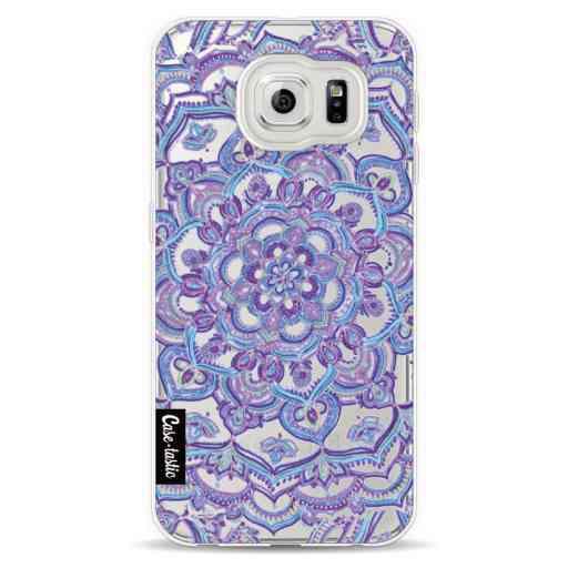 Casetastic Softcover Samsung Galaxy S6  - Spring Mandala