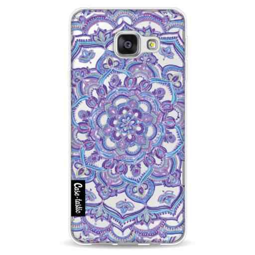 Casetastic Softcover Samsung Galaxy A3 (2016) - Spring Mandala