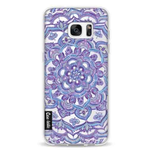 Casetastic Softcover Samsung Galaxy S7 Edge - Spring Mandala