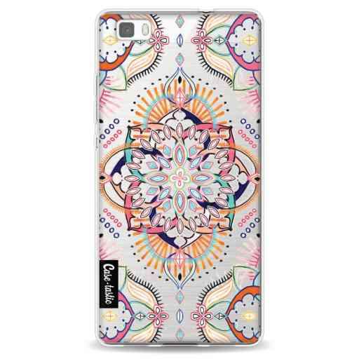 Casetastic Softcover Huawei P8 Lite - Summer Festival