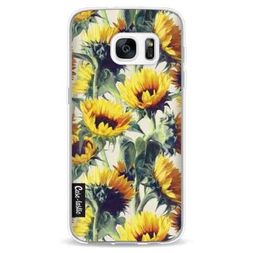 Casetastic Softcover Samsung Galaxy S7 - Sunflowers Forever