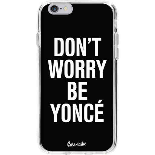 Casetastic Softcover Apple iPhone 6 / 6s  - Don't Worry Beyoncé