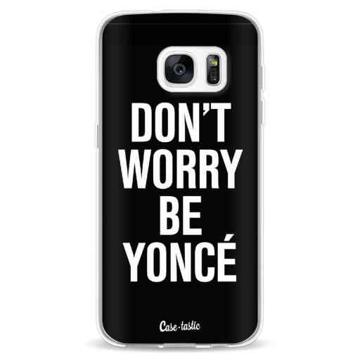 Casetastic Softcover Samsung Galaxy S7 - Don't Worry Beyoncé