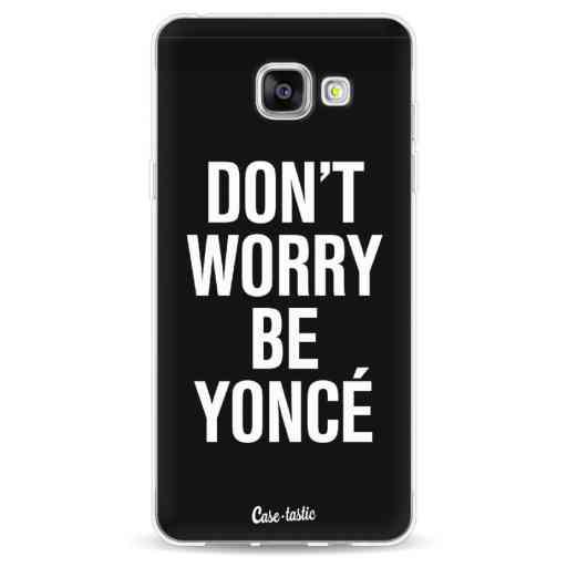 Casetastic Softcover Samsung Galaxy A5 (2016) - Don't Worry Beyoncé