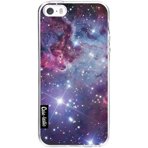 Casetastic Softcover Apple iPhone 5 / 5s / SE - Nebula Galaxy
