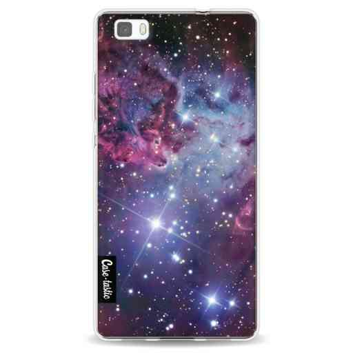 Casetastic Softcover Huawei P8 Lite (2015) - Nebula Galaxy