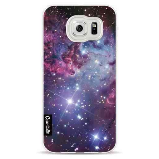 Casetastic Softcover Samsung Galaxy S6  - Nebula Galaxy