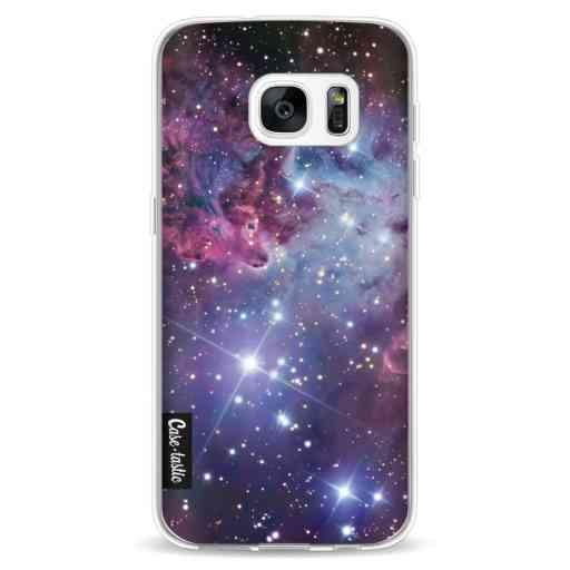 Casetastic Softcover Samsung Galaxy S7 - Nebula Galaxy
