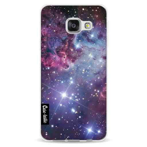 Casetastic Softcover Samsung Galaxy A3 (2016) - Nebula Galaxy