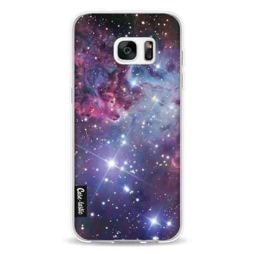 Casetastic Softcover Samsung Galaxy S7 Edge - Nebula Galaxy