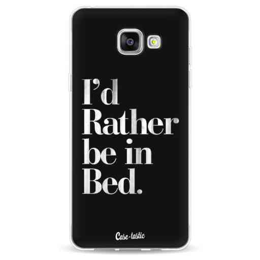 Casetastic Softcover Samsung Galaxy A5 (2016) - Rather Be In Bed