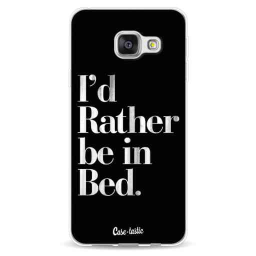 Casetastic Softcover Samsung Galaxy A3 (2016) - Rather Be In Bed