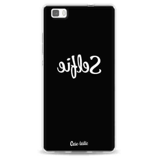 Casetastic Softcover Huawei P8 Lite (2015) - Selfie Backwards