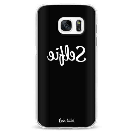 Casetastic Softcover Samsung Galaxy S7 - Selfie Backwards