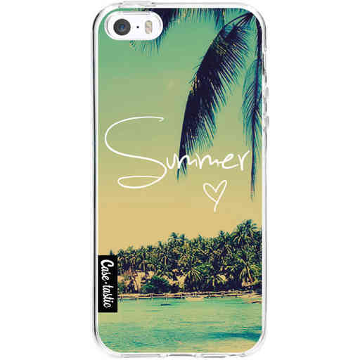 Casetastic Softcover Apple iPhone 5 / 5s / SE - Summer Love