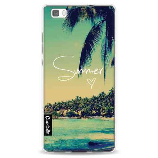 Casetastic Softcover Huawei P8 Lite - Summer Love